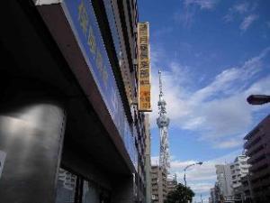TC Single Apartment in Azumabashi