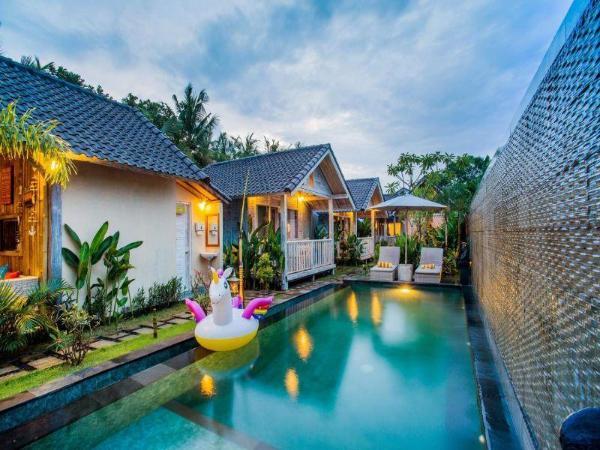 The Syron Huts Bali
