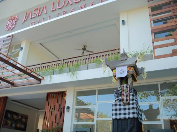 Jasia Gili Villas Resort Lombok