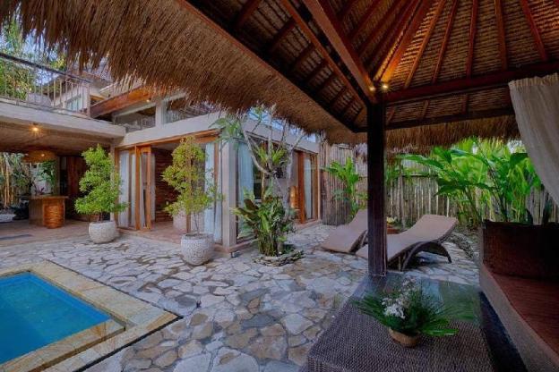 4BR Luxury with Garden+Pool View @ Ubud