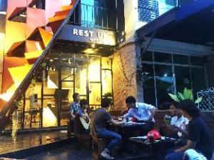 Rest Up Hostel & Cafe by SBiz