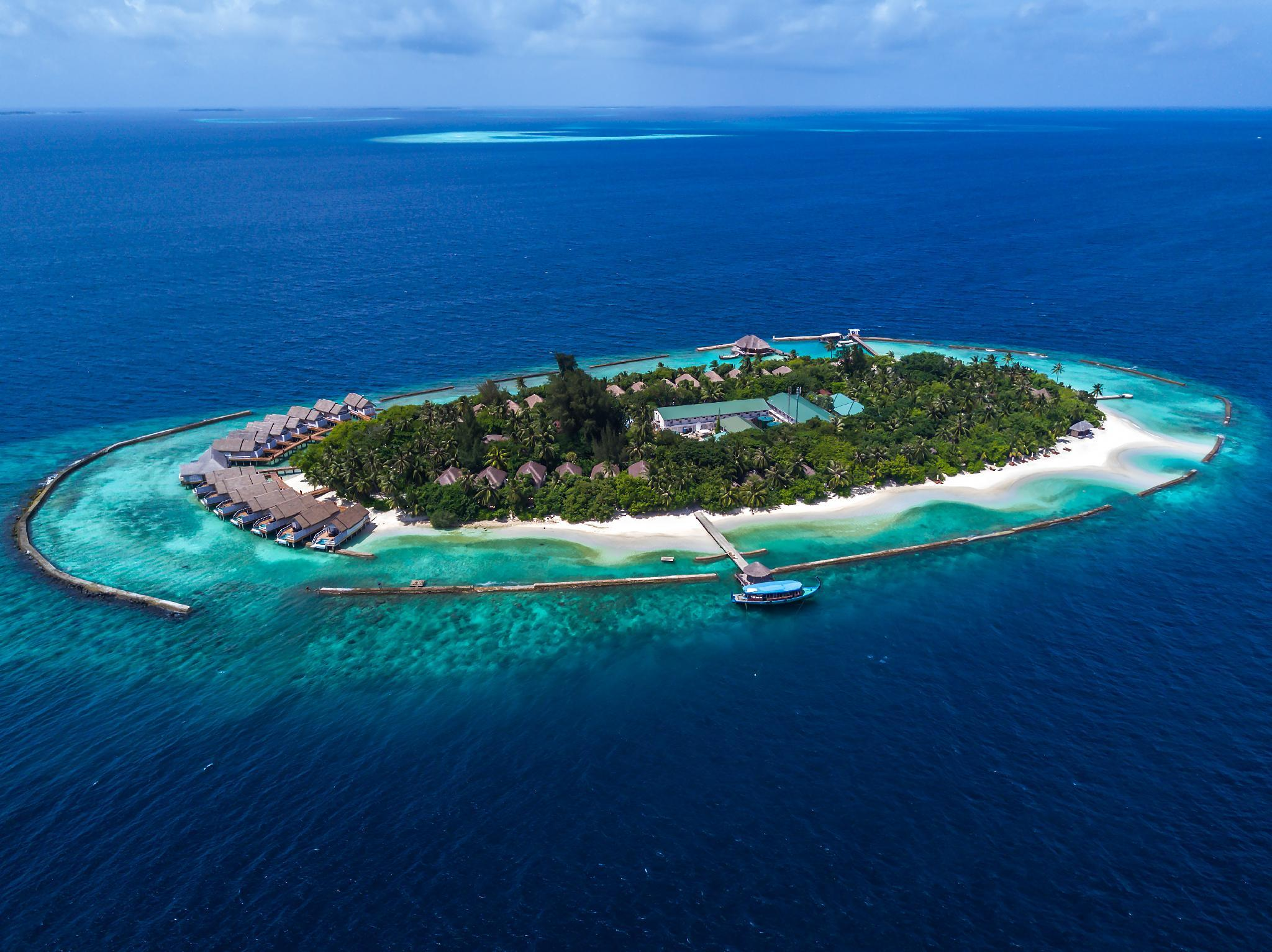 Amaya Resorts And Spas Kuda Rah Maldives