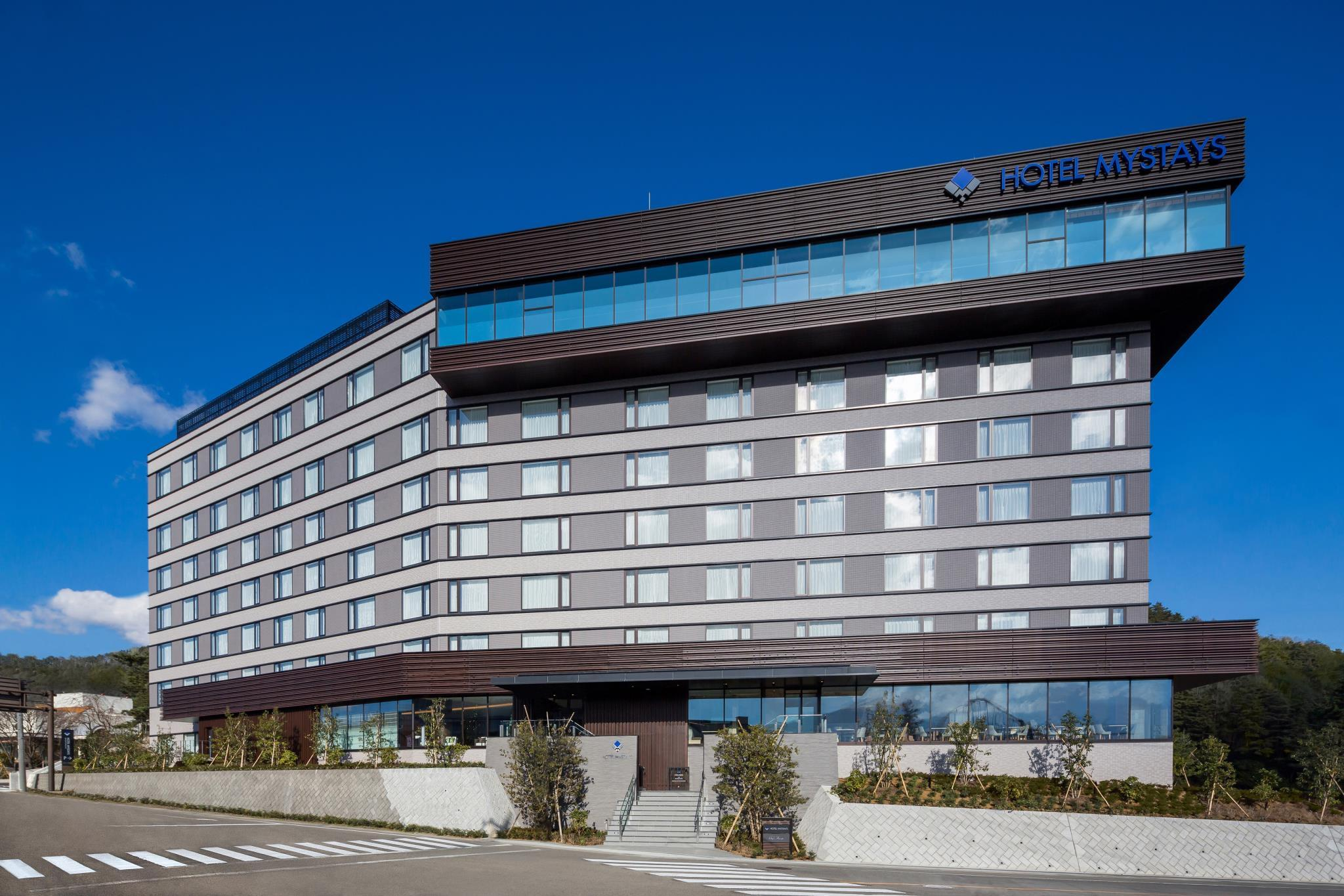 โรงแรมมายสเตย์ ฟูจิ ออนเซน รีสอร์ต