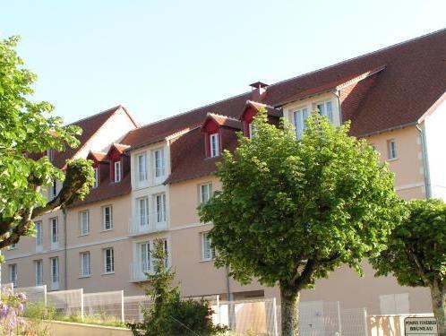 Terres de France - Appart'Hotel La Roche-Posay