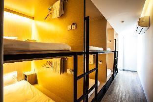 キュービック ベッド プラトゥーナム Cubic Bed Pratunam