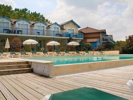 Residence Pierre And Vacances Le Hameau Du Lac