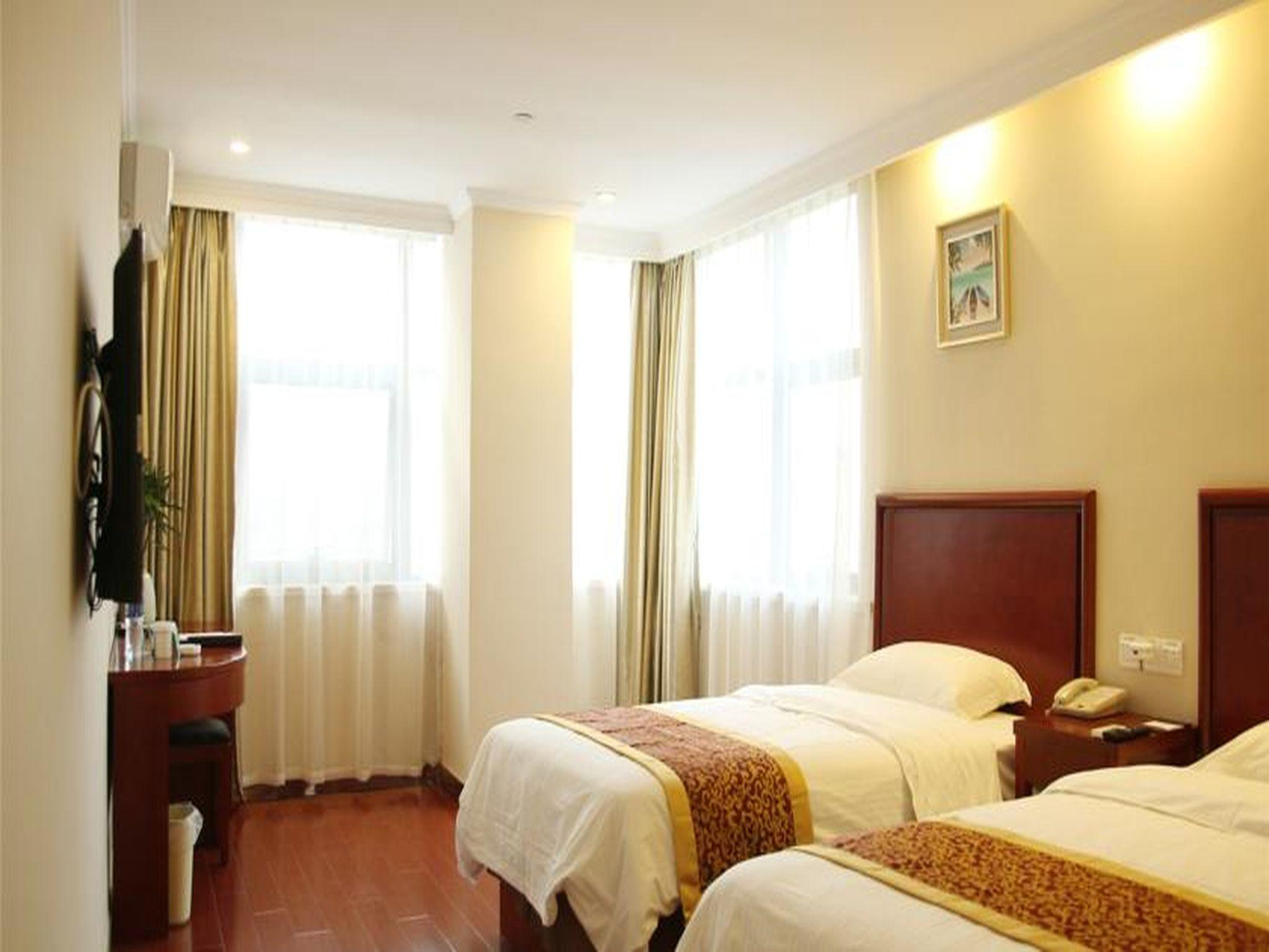 GreenTree Inn Nanjing Forestry University National Exhibition Center Express Hotel
