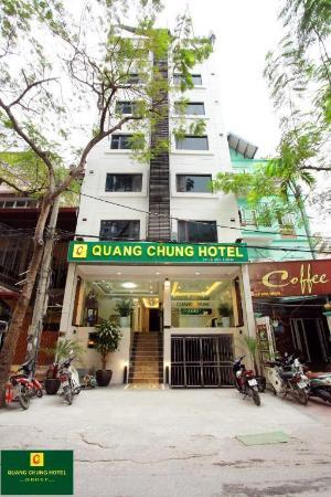 Quang Chung Hotel Hanoi