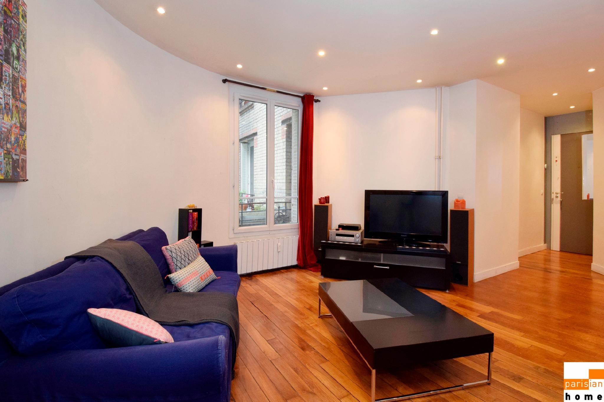 118170 - Charmant appartement à Montmartre