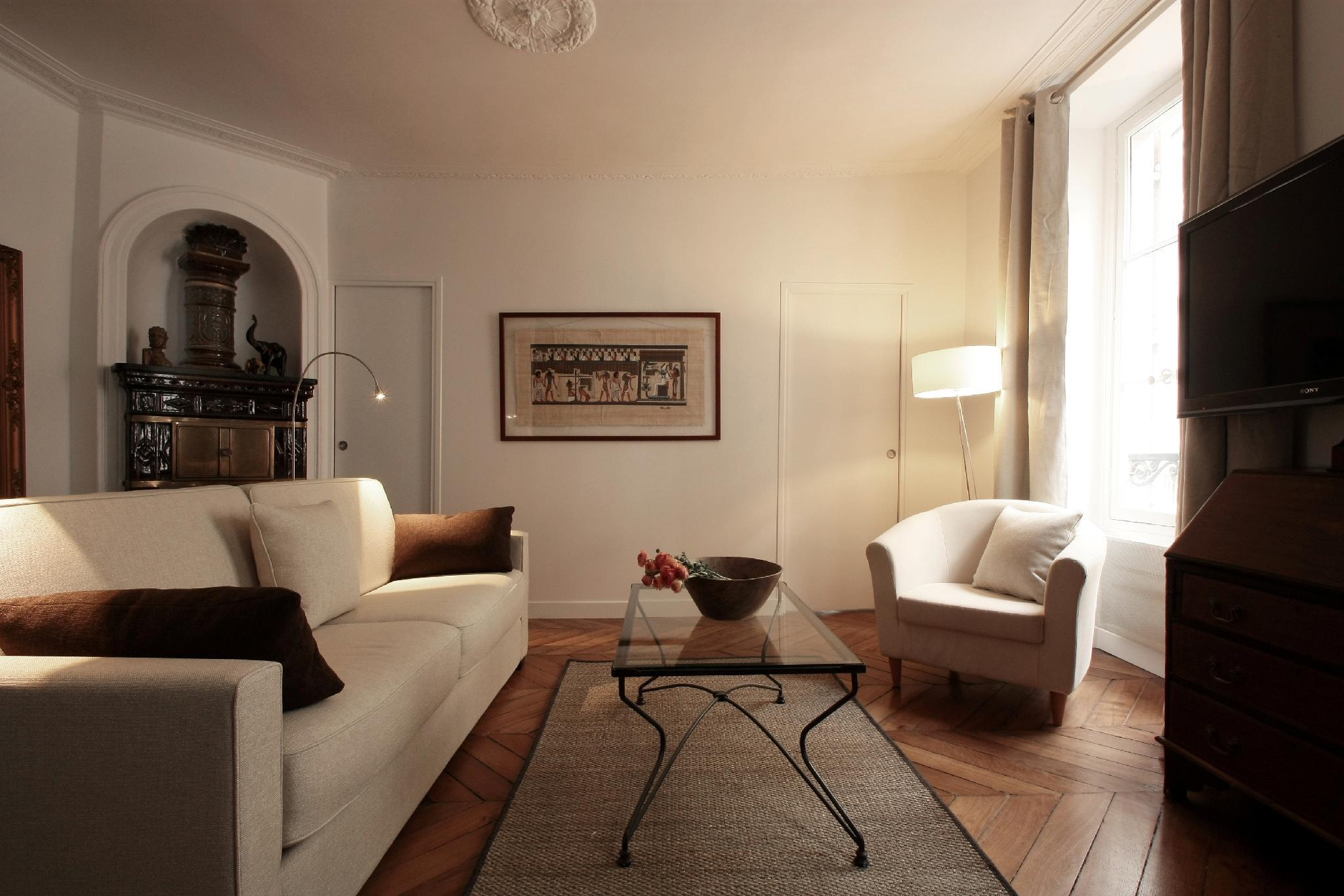 109466 - Charming apartment for 4 people in a typically Parisian district