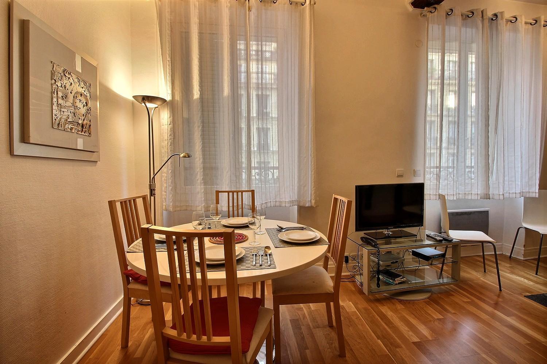 105410 - Appartement 6 personnes à Paris