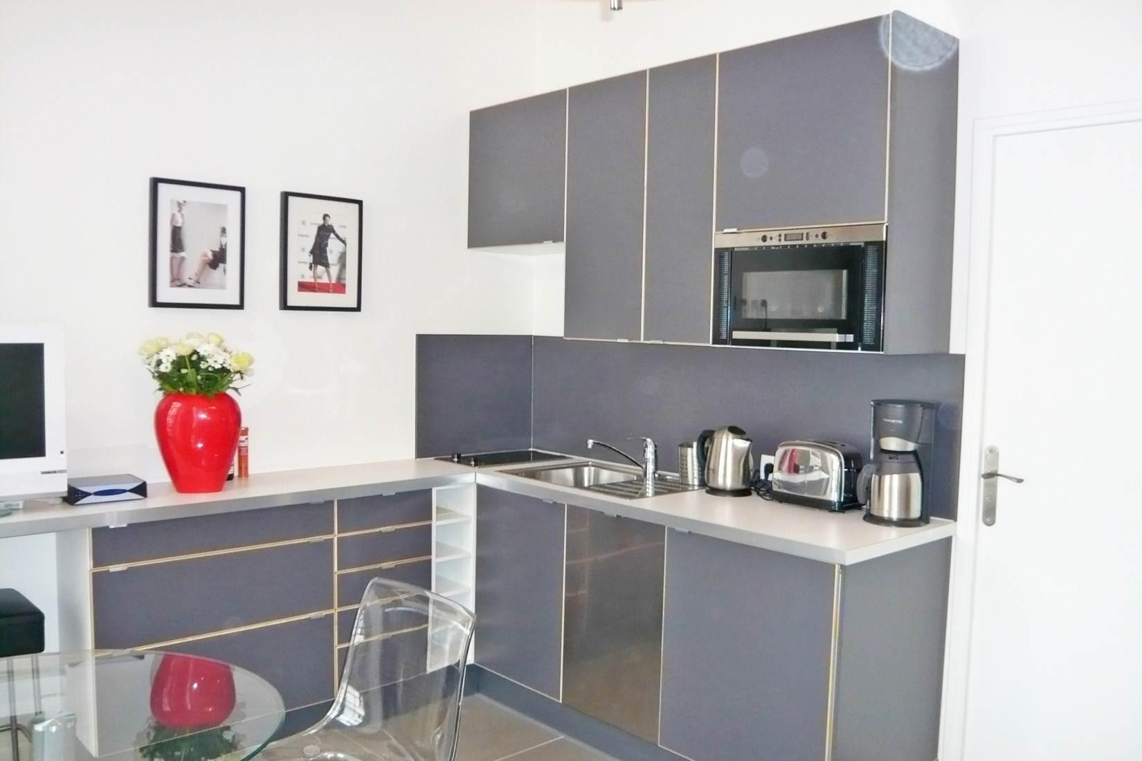 S02925 - Modern studio for 2 people near Les Halles