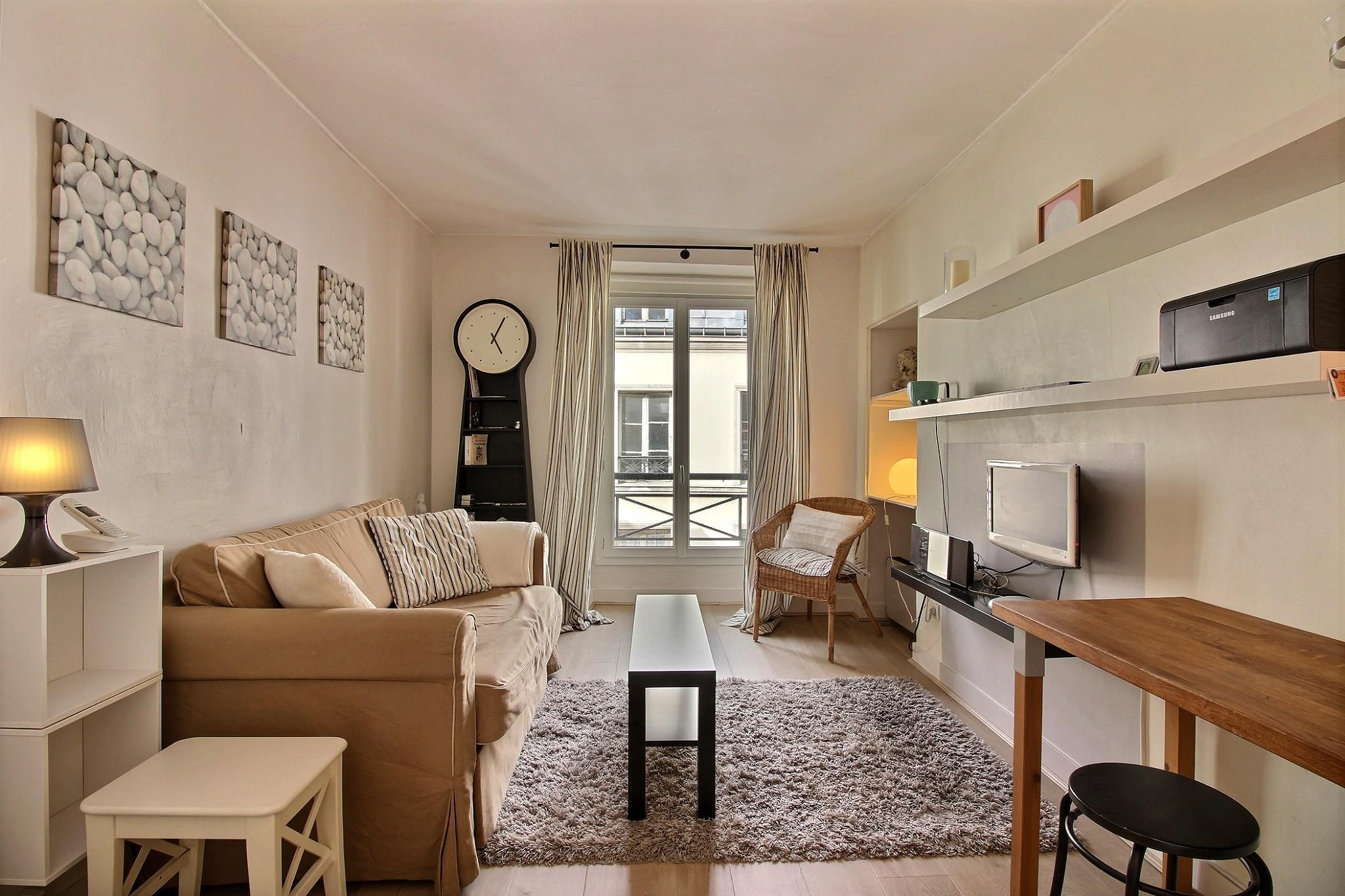 110206 - Appartement 2 personnes à Paris