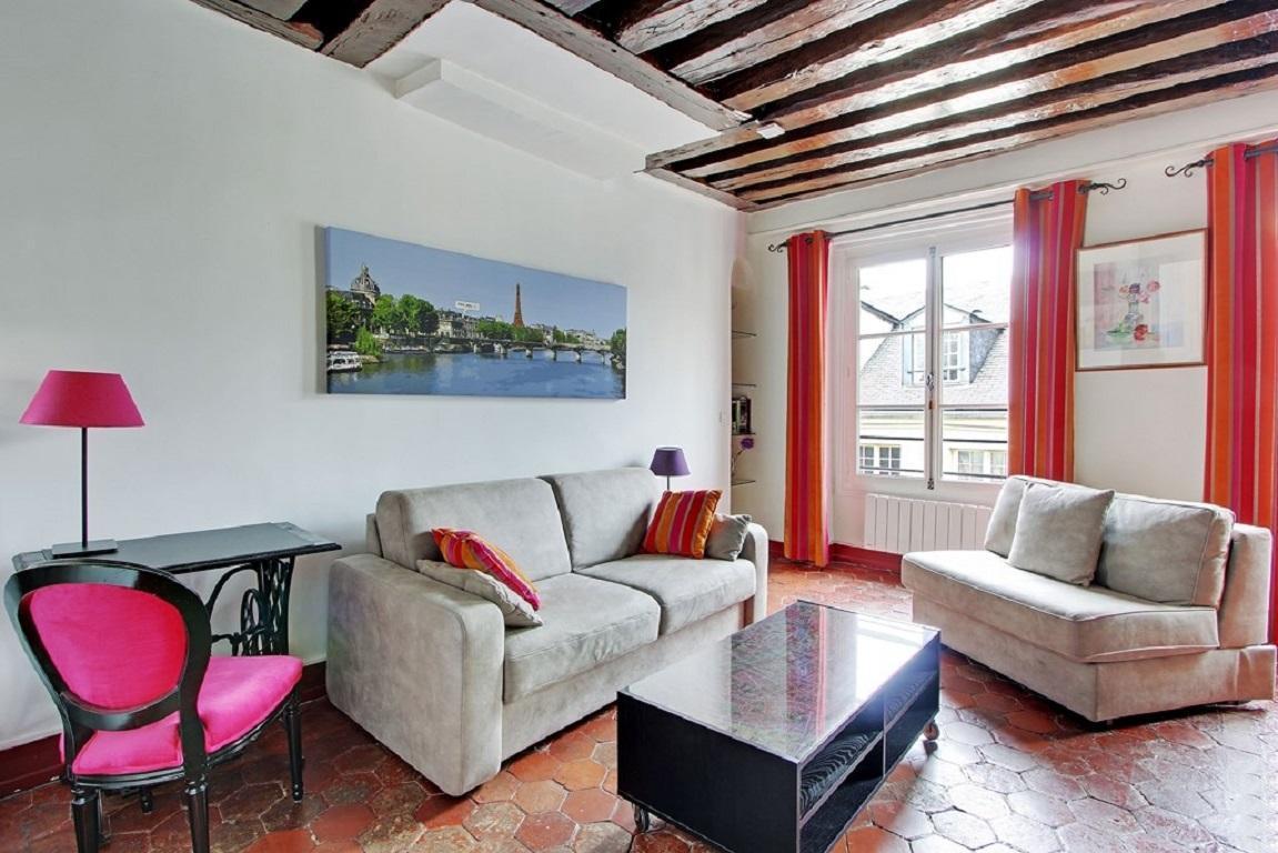 104455 - Appartement 5 personnes Marais - Bastille