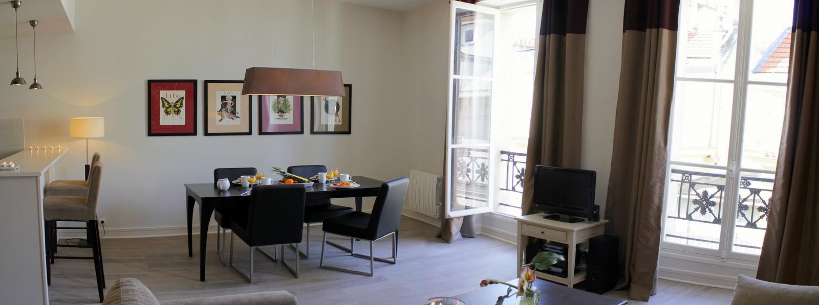 103495 - Appartement 2 personnes Marais - Bastille
