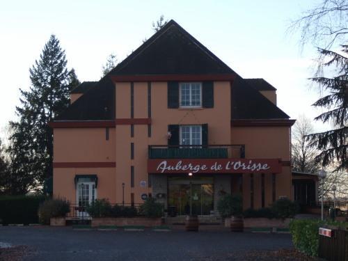 Auberge De L'Orisse