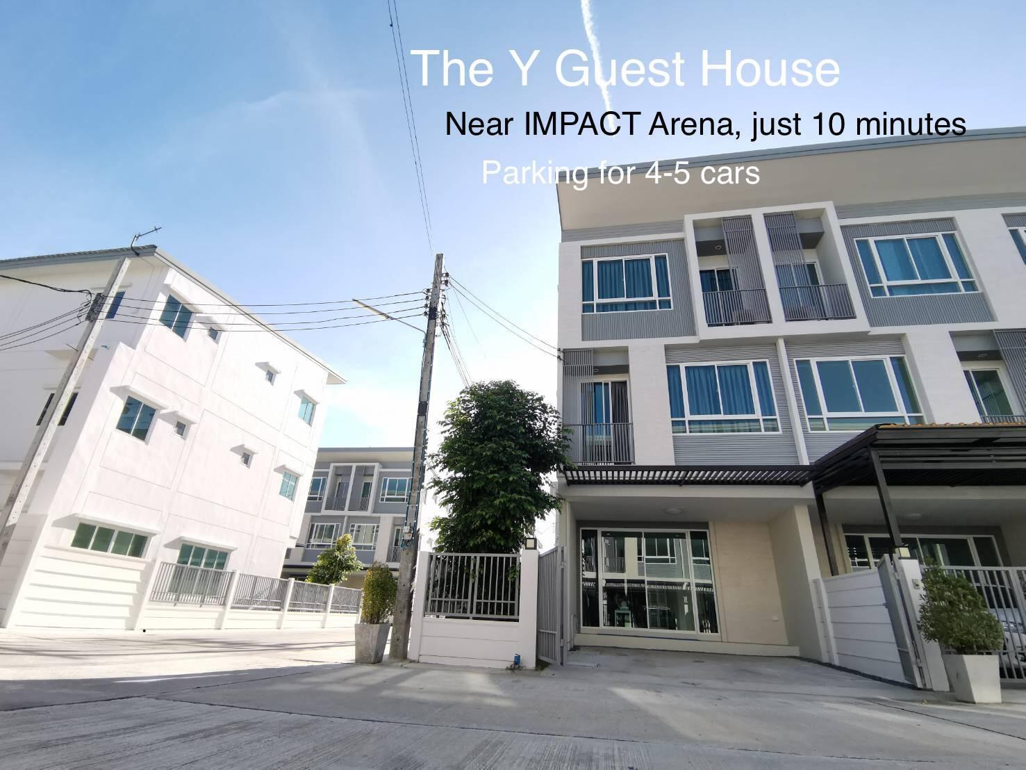 The Y Guest House IMPACT Arena