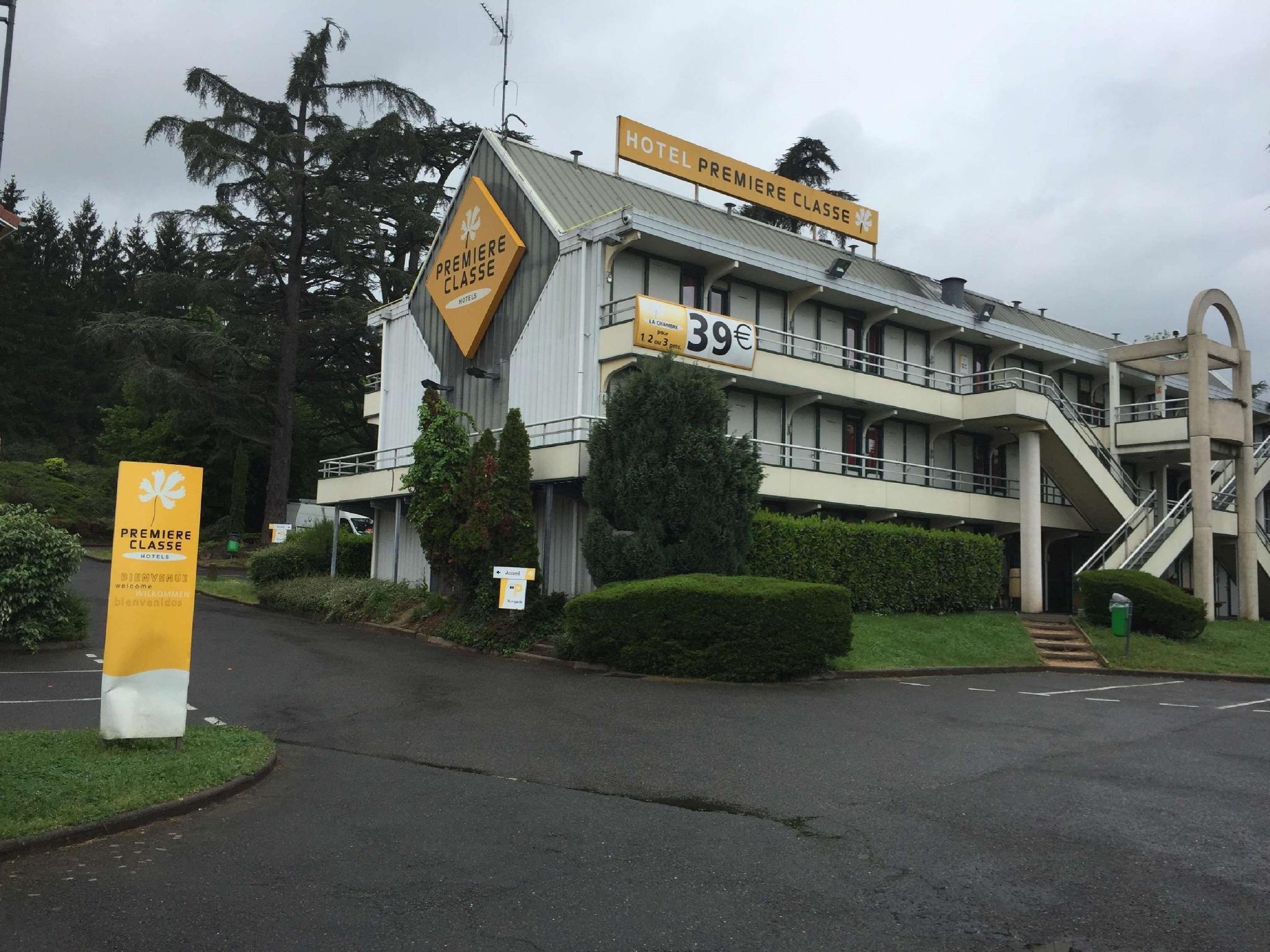 Premiere Classe Saint Etienne Nord Villars Hotel
