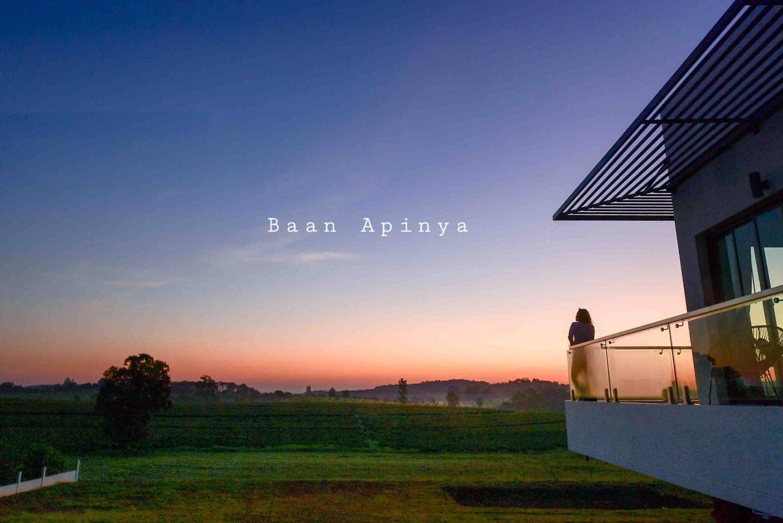 Baan Apinya Pool Villa วิลลา 4 ห้องนอน 5 ห้องน้ำส่วนตัว ขนาด 100 ตร.ม. – ห้วยชมภู