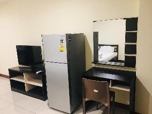 [ドンムアン空港]アパートメント(35m2)| 1ベッドルーム/1バスルーム Cozy for 2 PPL/30 mins to DMK Airport/Near center2
