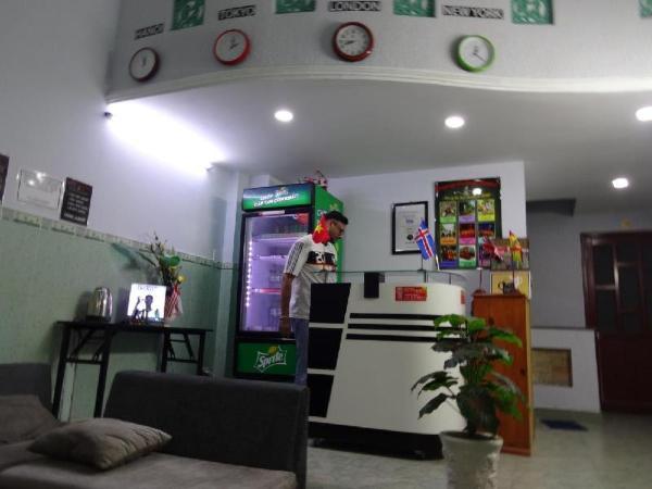 Exchange Language Hostel 2 Ho Chi Minh City
