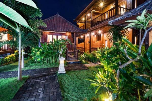 The Cozy Lembongan Garden View Bali