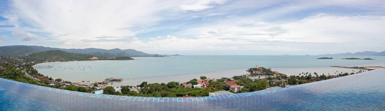 Luxury Sea View Apartment G  uniQue Residences อพาร์ตเมนต์ 1 ห้องนอน 1 ห้องน้ำส่วนตัว ขนาด 30 ตร.ม. – เชิงมน
