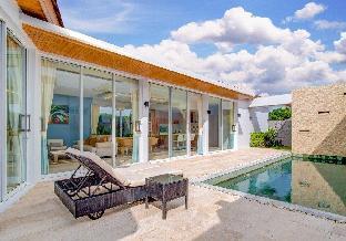 [ナイハーン]ヴィラ(120m2)| 3ベッドルーム/3バスルーム 3 BDR Signature Pool Villa 3 Min Drive to Beach