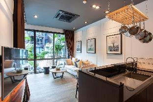 [ラワイ]アパートメント(57m2)| 1ベッドルーム/1バスルーム 1 BDR Pool View Apartment 4th floor in Rawai
