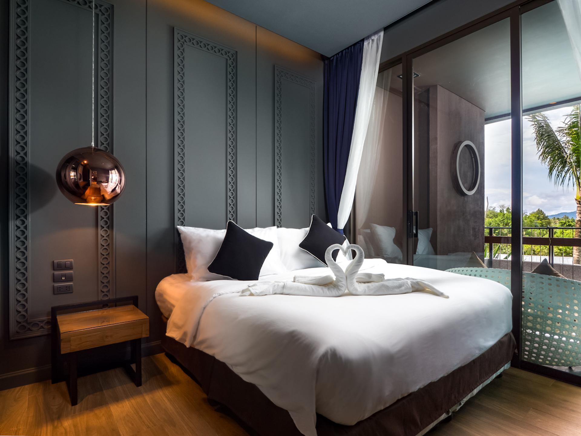 Perfect Pool Access Apartment With 1 Bedroom อพาร์ตเมนต์ 1 ห้องนอน 1 ห้องน้ำส่วนตัว ขนาด 57 ตร.ม. – หาดราไวย์