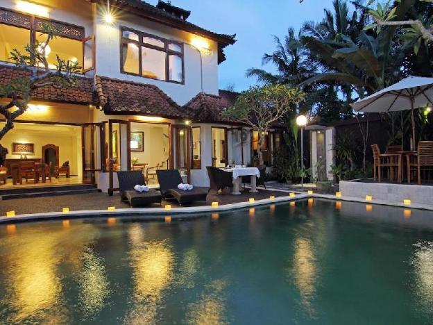 Villa with 5BR and Private Swimming Pool