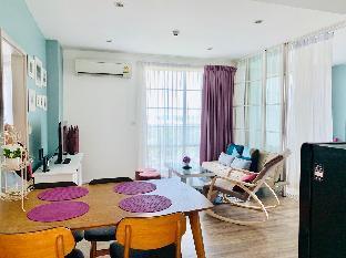 [カオタキアブ]アパートメント(65m2)| 2ベッドルーム/2バスルーム Summer Huahin,seaview,2bed,near beachand Cicada619