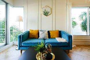 [ホアヒン市内中心地]一軒家(100m2)| 2ベッドルーム/2バスルーム Stunning City&Beachfront 2BR Apartment w/ Pool