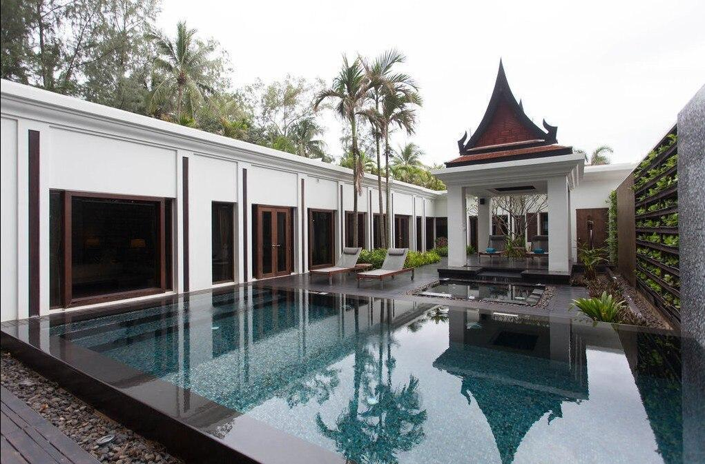 3 bedroom Beachfront Double pool villa in MaiKhao วิลลา 3 ห้องนอน 3 ห้องน้ำส่วนตัว ขนาด 655 ตร.ม. – ไม้ขาว