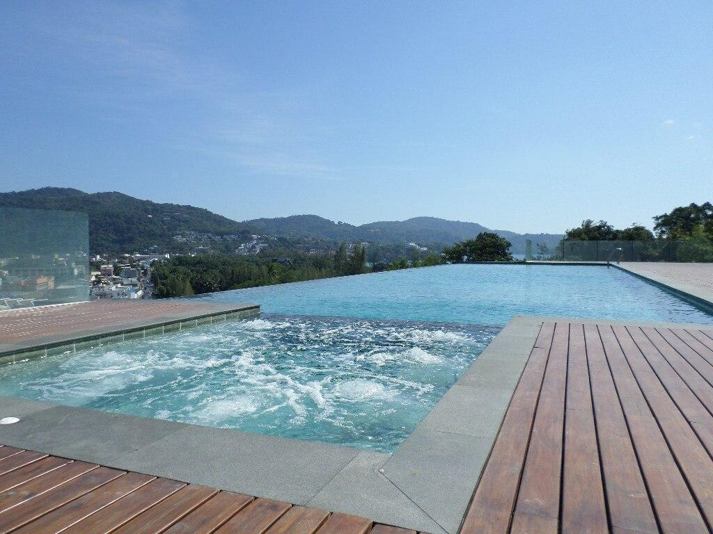 1 bedroom condo in Kata Beach อพาร์ตเมนต์ 1 ห้องนอน 1 ห้องน้ำส่วนตัว ขนาด 35 ตร.ม. – กะตะ