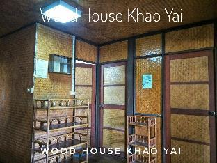 [カオヤイ国立公園]一軒家(35m2)| 2ベッドルーム/1バスルーム WoodHouse Khoyai 2 bedrooms 1 bath