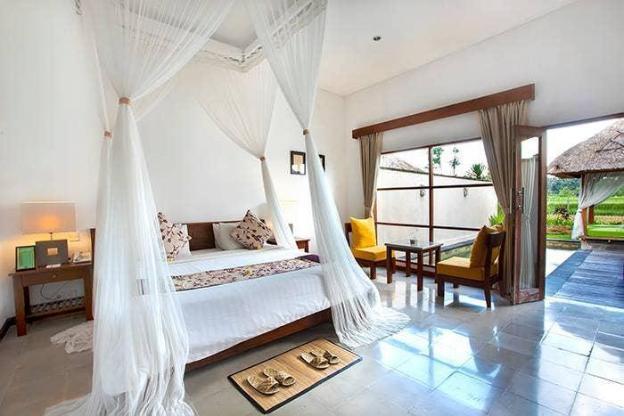 Amazing 1BD Room Pool Villa Ubud Padi Field