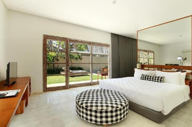 1BR Private Room and pool /Bfast @Seminyak