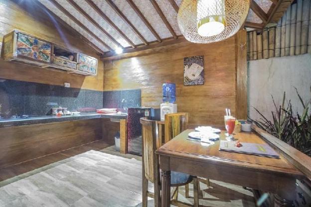1BR Rain Forest Private Villa included Bfast@Ubud