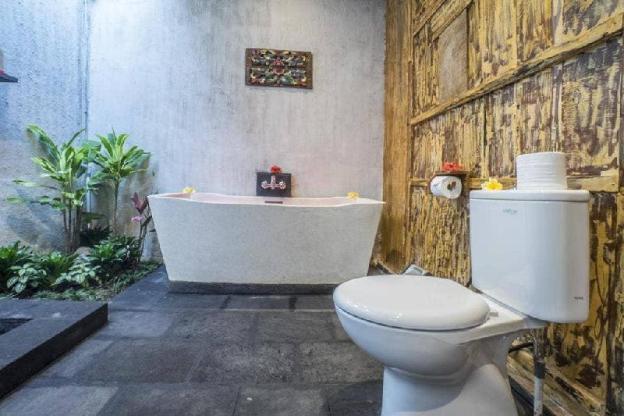 1BR Rain Forest Villa included Breakfast @Ubud