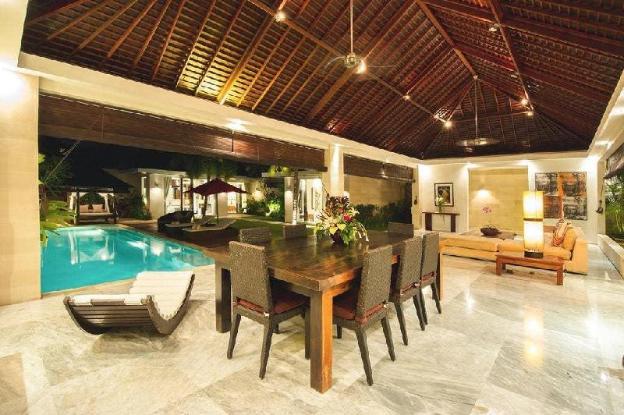 3BR Divine Private Pool Villa with @Seminyak