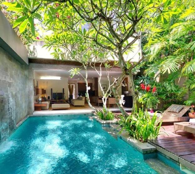 2BR Stunning  Pool Villa @Seminyak
