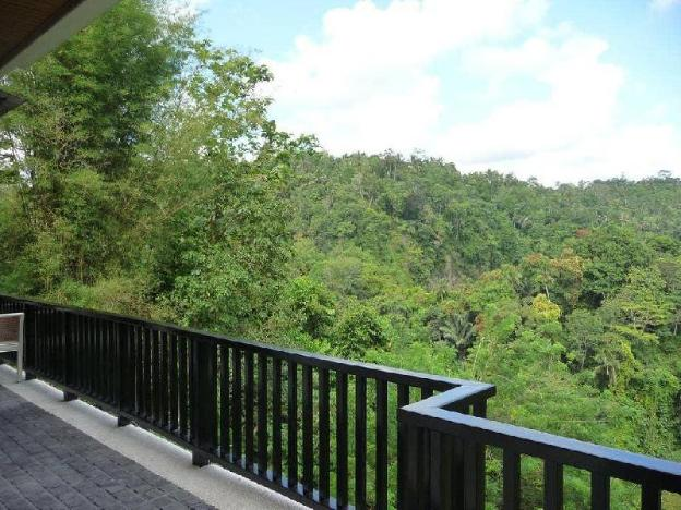 1BR Beauteous  Villa with River Surrounding @Ubud