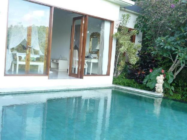 1BR Fascinating  Villa with Jungle View @Ubud