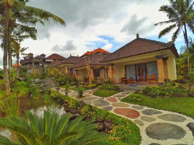 1BR LadyBug Superior Villa+Pool+Hot Tub @Ubud Mas