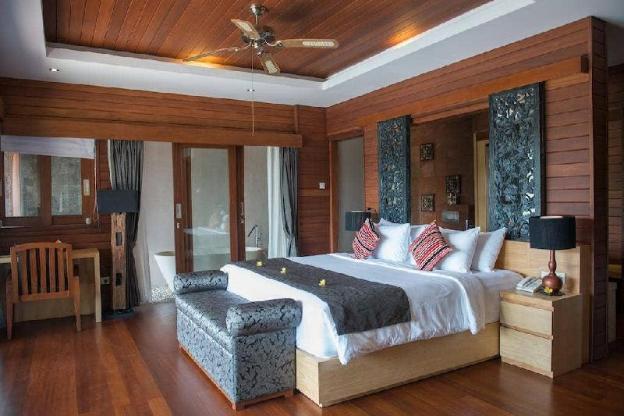 1BR Black Private Villa + Pool + Hot Tub @Ubud