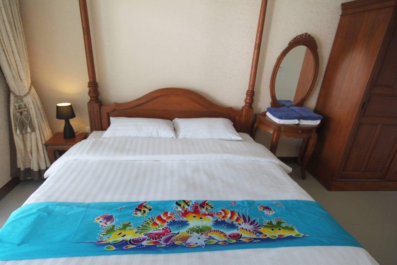 At Sea Condo @ 2-bedroom B 402 บ้านเดี่ยว 2 ห้องนอน 2 ห้องน้ำส่วนตัว ขนาด 81 ตร.ม. – หาดคลองม่วง