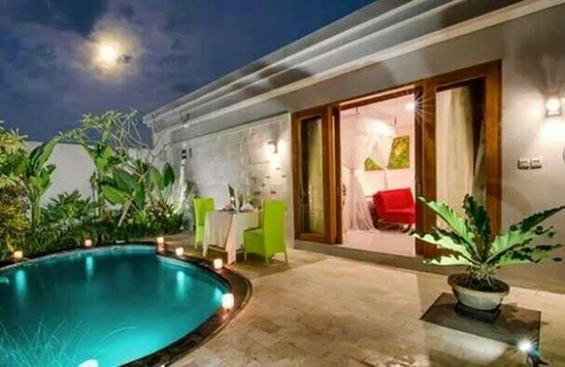 HONEYMOON PRIVATE POOL VILLA NEAR SEMINYAK