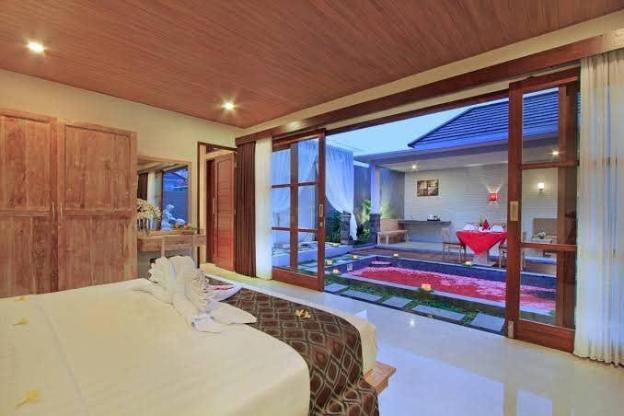 1BR Private Pool Villa in Kerobokan North Kuta
