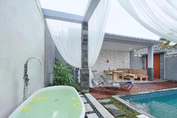 Serenity 1BR Room with Private Pool Near Seminyak
